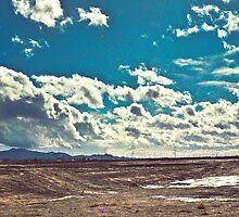Cumulus Clouds by cynthiajphoto