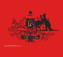 T-Shirt 18/85 (Public Office) by Daniel Bolton by WEAR IT WITH PRIDE (ACON)