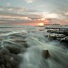 Moolooolaba Sunrise II by Melinda Kerr