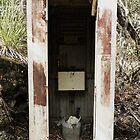 Toilet Stop by Adam Jones