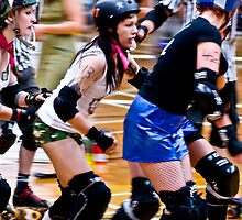 Derby Girls by JAKShots-Sports