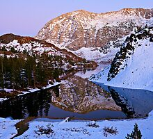 Ellery Lake, Tioga Pass, Yosemite by Zane Paxton