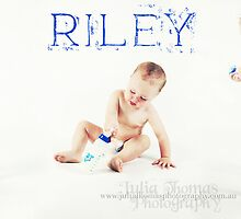 Riley by Julia  Thomas