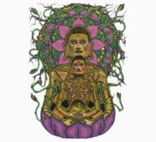 Ascetic Buddha 2 Kids Clothes