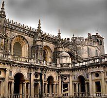 Convento de Cristo by terezadelpilar~ art & architecture