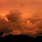Thunder over Rotunda by RodneyCleasby