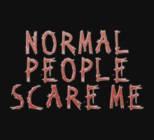 Normal People by Spyder