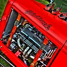 32 Ford Hot Rod by Dane Walker
