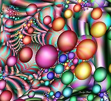 Jelly Beans & Easter Eggs by abstractjoys
