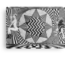 psychedelic sativa sweeties  Metal Print