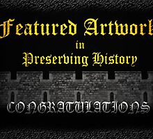 'Preserving History' Banner Entry by Yhun Suarez