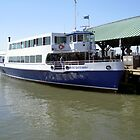 Miss Gateway, Liberty Island Ferry by Paul Cryer