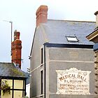 MEDICAL HALL, D.L. Morgans, established 1820 by artfulvistas