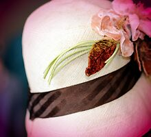 Vintage Hat by Kathleen Struckle