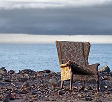 Armchair  by Kim  Ayres