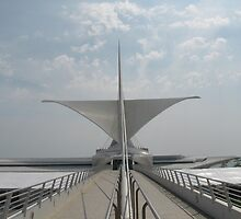 Milwaukee Art Museum by AJ Belongia