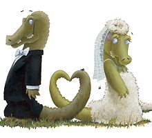 Gator Luv by jrutland
