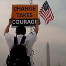 Change takes courage by FeleGili
