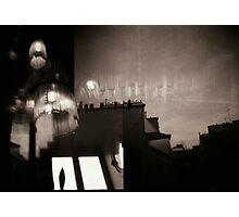 Paris Oct 09 Photographic Print