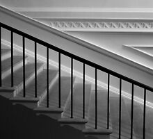 Stairway - Leinster House by Robert Thornton