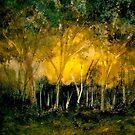 Landscape Hardy...Under The Greenwood Tree by © Janis Zroback