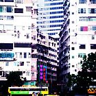 City Life - Hong Kong by michaelajf