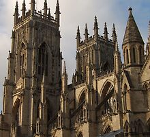 York Minster Towers by Malky-C