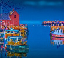 Rockport by Peter Maeck