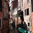 Venice Side Street by Samantha Bloomfield