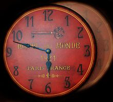 French Clock by Jake Drury