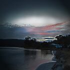 Beautiful Tasmanian Sunset by Joels73Panel