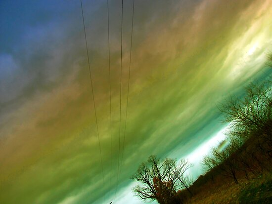 Holding Up the Sky by greycat