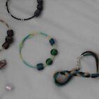 klimpt bracelets 2 - multi colours by sylversorceress