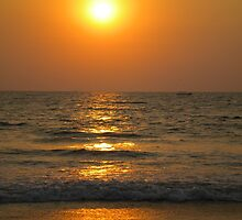 Goan Sunset by hjc848