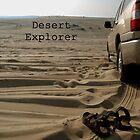 Desert Explorer by irwanla