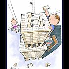 Destined to be a Great Architect by Jim Stilwell