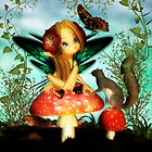 Ooh Pretty Butterfly by Moonlake