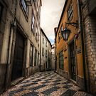 Alley of the Broken Hearts by damien-c