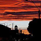 Sunset by moensel