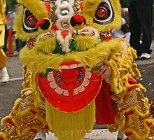 Chinese Dragon, Salmon Days Parade, 2005 by Carlanne McCrystal