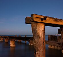 Dawn at Mentone Pier #1 by Jason Green