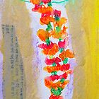 marigold garland by donnamalone