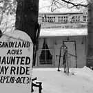Haunted Hay Ride by Jeanne Sheridan