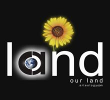 land our land by arteology