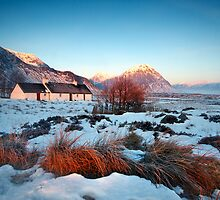 Red Rock Cottage by Jeanie