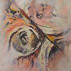 Distortion by Fran Webster
