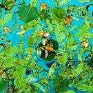 Floating Flora by Barbara Ingersoll