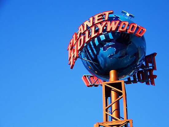Planet Hollywood by Esprks90