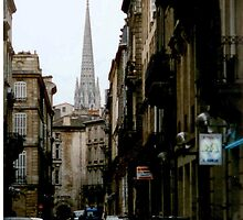 Backstreets of Bordeaux by leystan