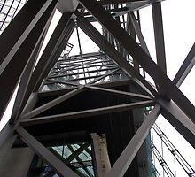 Berlin Structure by Darren Glendinning